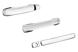 RI® - Chrome Door Handle Covers Image may not reflect your exact vehicle!