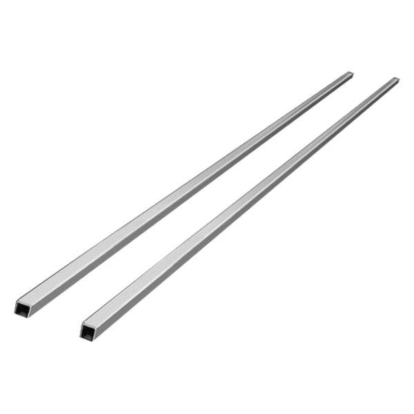 RI® - Universal Chrome Plated Stainless Steel Billet Bar - Rectangular Style