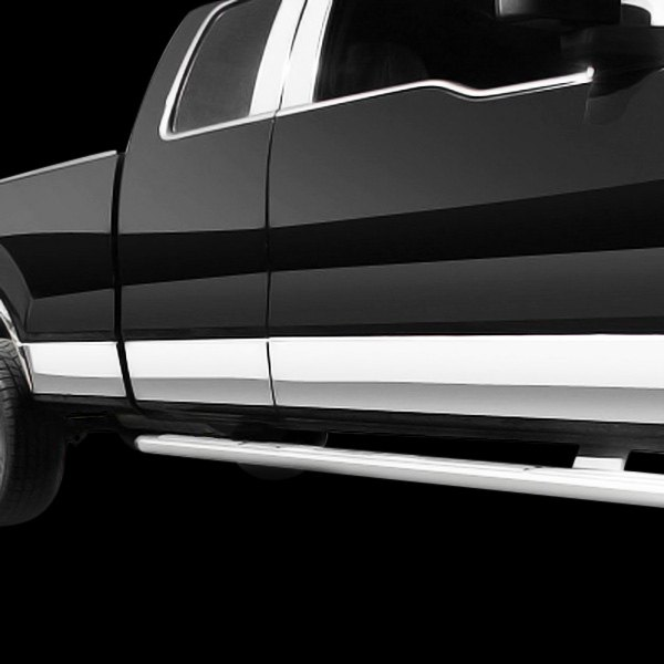 RI® - Polished Rocker Panel Covers