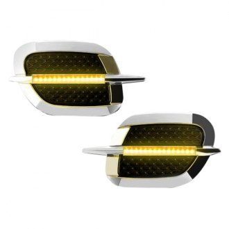 RI® - Sport Style Illuminated Chrome Side Vents