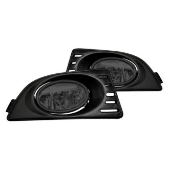 RI® - Factory Style Smoke Fog Lights Assembly Kit