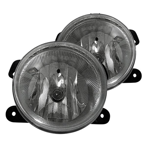 RI® - Factory Style Clear Fog Lights Kit