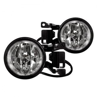 ri factory style fog lights - Mitsubishi Montero Sport 2002 Black
