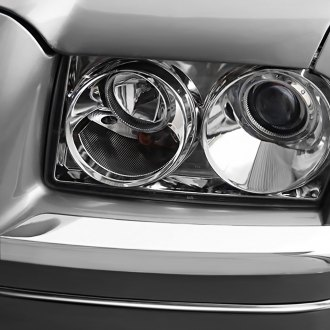 RI® - Chrome Bumper Trim