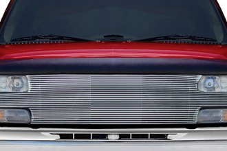 RI® - Phantom Style Chrome Billet Grille Overlay