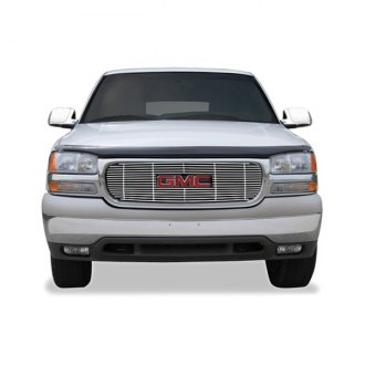 RI® - 1-Pc Chrome Billet Main Grille Insert