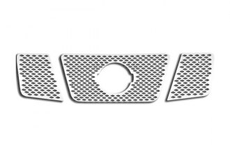 RI® - Oval Style Chrome Punch Grille