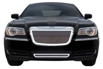 RI® - Wing Style Chrome Mesh Grille