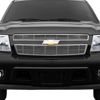 RI® - Bar Style Chrome Billet Grille