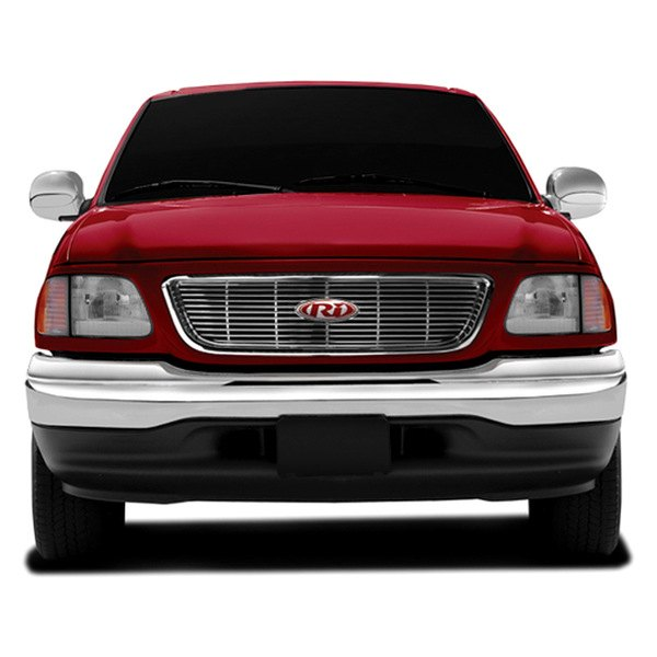 RI® - Honeycomb Style Chrome Billet Grille Insert - Heritage