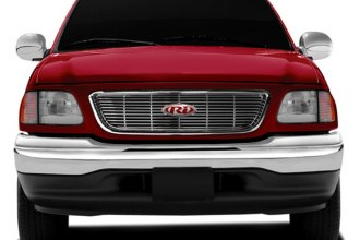 RI® - Honeycomb Style Chrome Billet Grille Overlay
