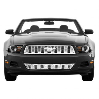 RI® - 1-Pc Main and Bumper Grille Overlay