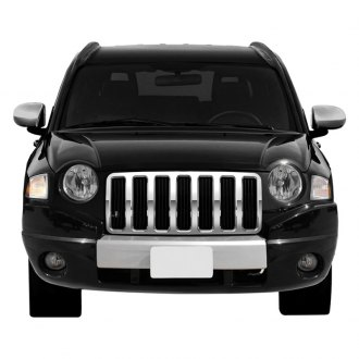 RI® - 1-Pc Chrome Grille Overlay