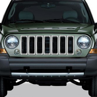 RI® - 7-Pc Chrome Grille Overlay