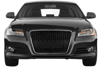 RI® - RS-Type Matte Black Mesh Grille