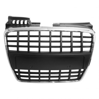 RI® - Factory Style Black Vertical Billet Grille