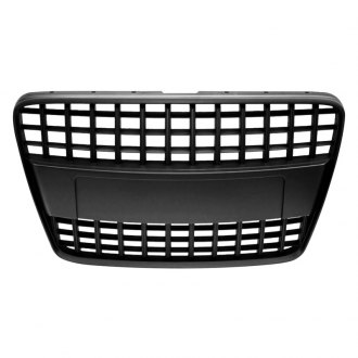 RI® - Black Vertical Bar Style Billet Replacement Grille
