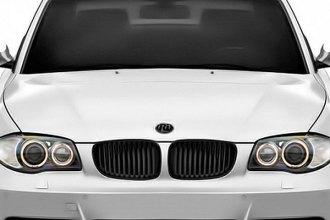 RI® - Grille with Black Frame, Black HD Fence