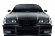 RI� - Black Replacement Grille - E36