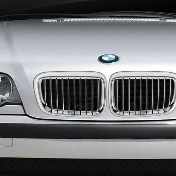 RI® - Chrome and Silver Replacement Grille
