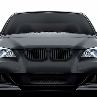 RI® - Black Billet Grille with Black HD Frame and Black Fence