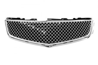 RI® - CTS-V Style Chrome Mesh Grille