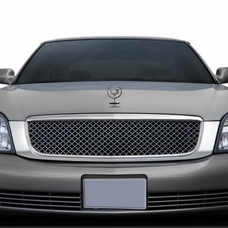 RI® - Chrome Mesh Replacement Grille