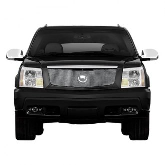RI® - Black Mesh Replacement Grille