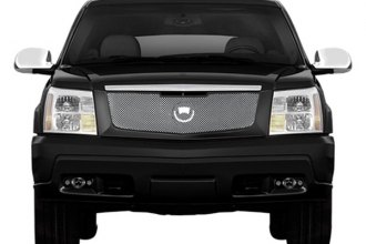RI® - Black Frame and Polished Mesh Grille Replacement
