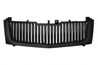 RI® - Vertical Bar Style Black Replacement Grille