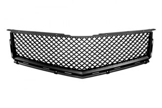 RI® - Bentley Style Black Replacement Mesh Grille
