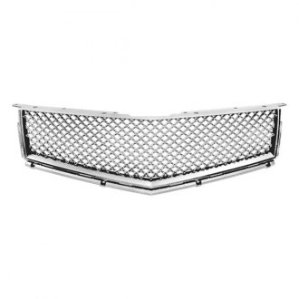 RI® - Bentley Style Chrome Mesh Main Grille