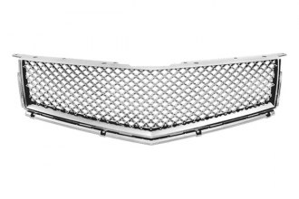 RI® - Bentley Style Chrome Mesh Main Replacement Grille