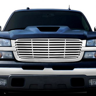 RI® - 3-Pc Chrome Billet Grille
