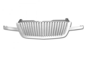 RI® - Vertical Style Chrome Grille Replacement
