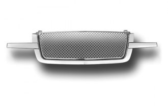 RI® - Chrome Replacement Mesh Grille