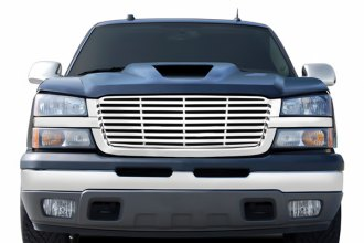 RI® - Black Horizontal Style Billet Grille Replacement