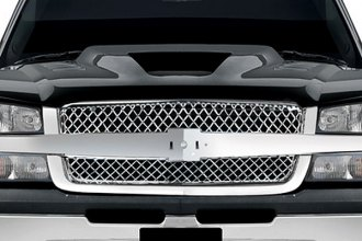 RI® - Factory Style Chrome Mesh Grille