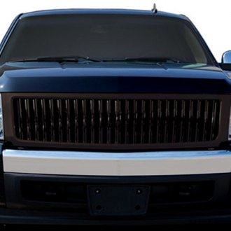 RI® - Black Vertical Bar Style Billet Grille