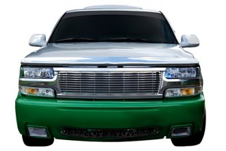 RI® - Chrome Wave Billet Style Grille Replacement