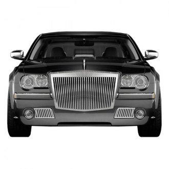 RI® - Rolls-Royce Style Chrome Vertical Billet Grille