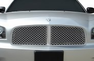 RI® - Bentley Style Chrome Mesh Grille Replacement