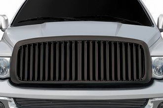 RI® - Bar Style Black Vertical Billet Grille