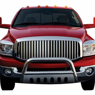 RI® - Chrome Thin Vertical Bar Style Billet Grille