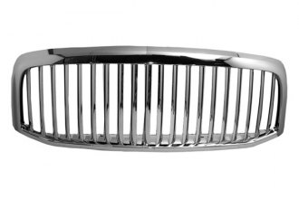 RI® - Vertical Bar Style Chrome Replacement Grille
