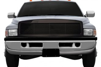 RI® - Horizontal Style Black Replacement Grille