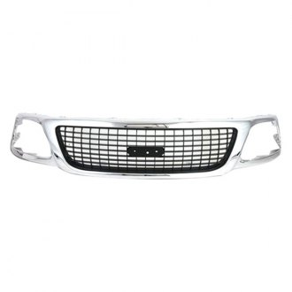 RI® - OE Style Chrome Main Grille Insert