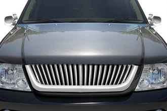 RI® 72R-FOEPL02-GVB - Bar Style Chrome Vertical Billet Grille