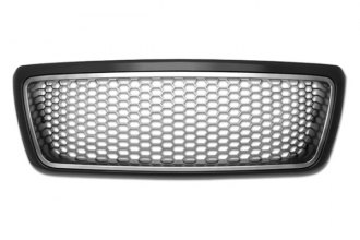 RI® - Honeycomb Style Smoke with Black Grille Replacement