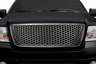 RI® - Honeycomb Style Smoke with Black Replacement Grille